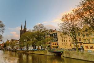 Amsterdam; Nederlandの写真素材 [FYI02344415]