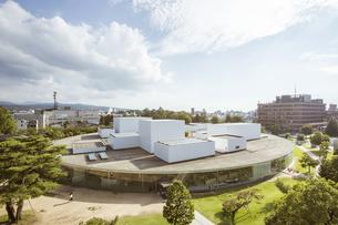 21st Century Museum of Contemporary Art; Kanazawaの写真素材 [FYI02344660]