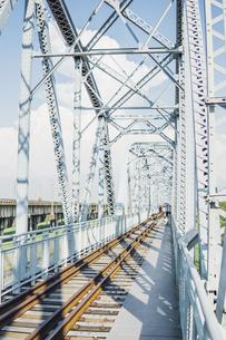 Old Iron Bridgeの写真素材 [FYI02344838]