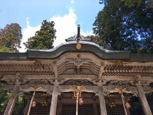 Kyoto Miyama Chii Hachiman Shrineの写真素材 [FYI02344903]