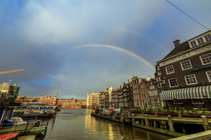 Amsterdam; Nederlandの写真素材 [FYI02344927]