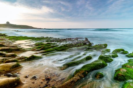 LaoMei Green Reef;Taiwanの写真素材 [FYI02345154]