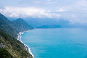 cliff in Taiwanの写真素材 [FYI02345184]