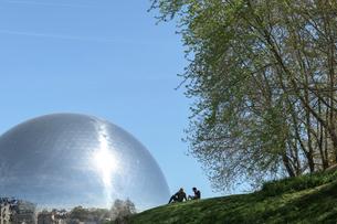 Cit茅 des Sciences;Parisの写真素材 [FYI02345224]