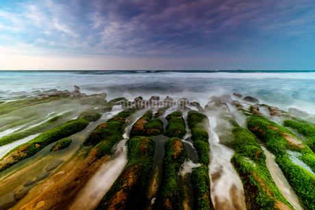 LaoMei Green Reef;Taiwanの写真素材 [FYI02345371]
