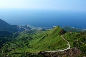 Wuer Chahu Shan; Teapot Mountainの写真素材 [FYI02345383]