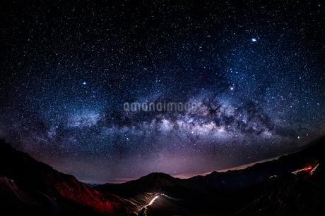 Milky wayの写真素材 [FYI02345390]