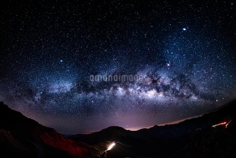 Milky wayの写真素材 [FYI02345410]
