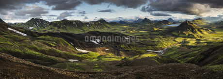 Fjallabakの写真素材 [FYI02345412]