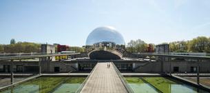 Cit茅 des Sciences;Parisの写真素材 [FYI02345417]