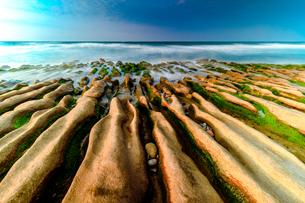 LaoMei Green Reef;Taiwanの写真素材 [FYI02345474]
