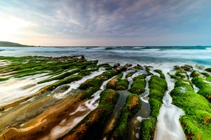 LaoMei Green Reef;Taiwanの写真素材 [FYI02345510]