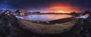 Frostastadavatnの写真素材 [FYI02345554]