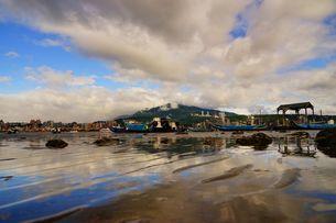 Bali Ferryの写真素材 [FYI02345597]