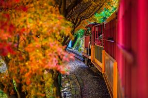 street of Kyotoの写真素材 [FYI02345646]