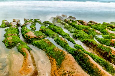 LaoMei Green Reef;Taiwanの写真素材 [FYI02345659]