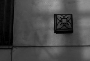 wall lampの写真素材 [FYI02345671]