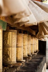 Tibetan Buddhism templeの写真素材 [FYI02345768]