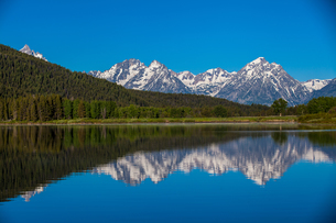 beauty of Grand Teton National Parkの写真素材 [FYI02345803]