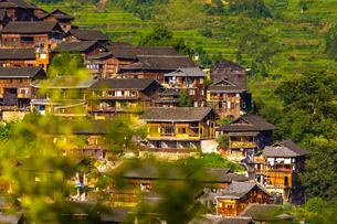 Miao Villageの写真素材 [FYI02345875]