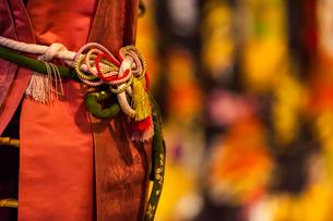 rope knotの写真素材 [FYI02345892]