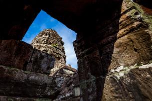 Great Angko templeの写真素材 [FYI02345903]