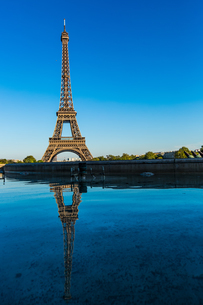 Eiffel towerの写真素材 [FYI02345970]