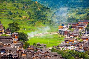 Miao Villageの写真素材 [FYI02346064]