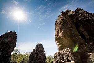 Great Angkor statueの写真素材 [FYI02346074]