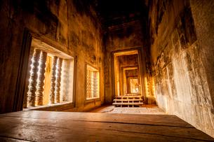 Great Angkor templeの写真素材 [FYI02346118]