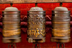 Tibetan Buddhism templeの写真素材 [FYI02346514]