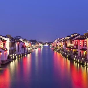 traditional architecture,Suzhouの写真素材 [FYI02346810]