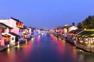 traditional architecture,Suzhouの写真素材 [FYI02346835]