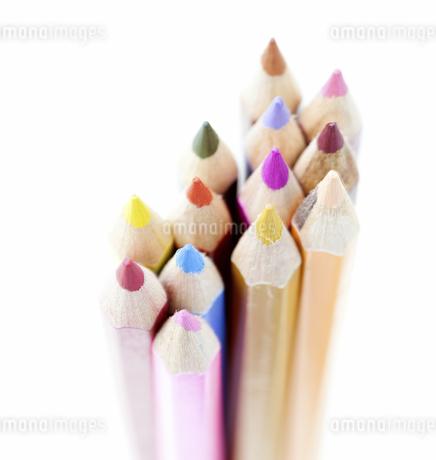 colorful pencilの写真素材 [FYI02346917]