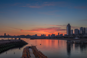 beauty of Dalianの写真素材 [FYI02346946]