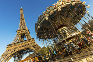France;Paris;Eiffel Towerの写真素材 [FYI02346985]