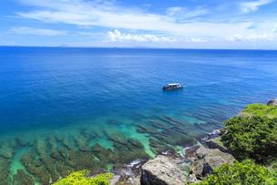 Little Ryukyu Beauty Cave--Snorkelingの写真素材 [FYI02347007]