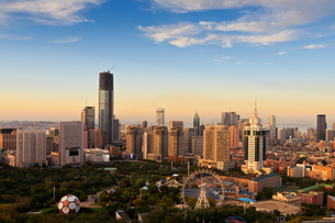 beauty of Dalianの写真素材 [FYI02347160]