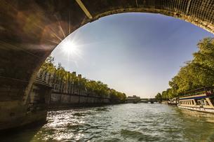 Seine river;Paris;Franceの写真素材 [FYI02347195]