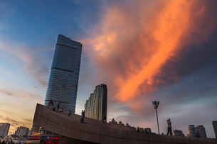 beauty of Dalianの写真素材 [FYI02347248]