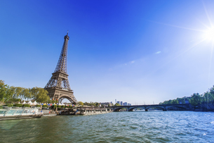 Seine river;Paris;Franceの写真素材 [FYI02347316]