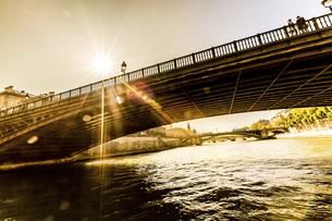 Seine river;Paris;Franceの写真素材 [FYI02347374]