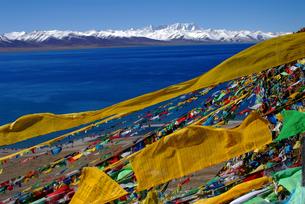 China Tibet Ali gang rinpozi peakの写真素材 [FYI02347426]