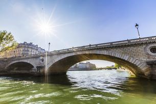Seine river;Paris;Franceの写真素材 [FYI02347436]