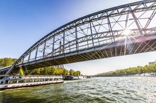Seine river;Paris;Franceの写真素材 [FYI02347471]