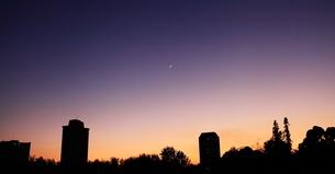 Starry nightの写真素材 [FYI02347474]