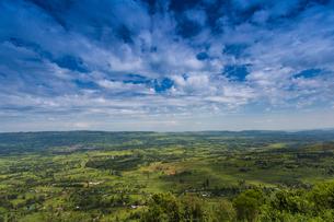 Overloogin of Kenya Lake System in the Great Rift Valley;Great Rift Valley;World Heritage;Kenya;Afriの写真素材 [FYI02347645]