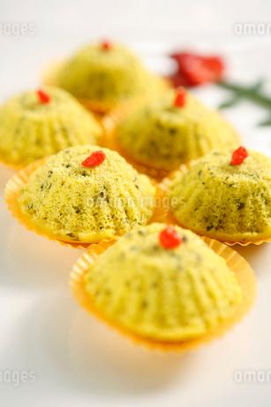 Purple rice cakesの写真素材 [FYI02348108]