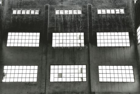 Brick Wall Culture Wallの写真素材 [FYI02348119]