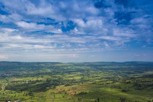 Overloogin of Kenya Lake System in the Great Rift Valley;Great Rift Valley;World Heritage;Kenya;Afriの写真素材 [FYI02348177]